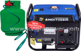 2kw Double use Gas & Gasoline Generator