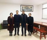 Client′s Visit at Our Factory