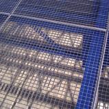 steel grating used for rack mezzanie floor