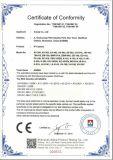 CE certificate of alarm ip camera