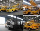 chengli specail trucks factory work shop