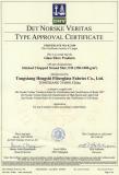 DNV Certificate