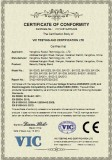 CE certification for standalone