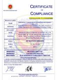 CE certification for