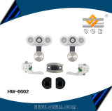 HW-6002 Zinc alloy hanging wheel