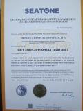 OHSAS 18001 Certificate