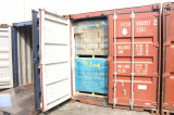 Full container load of one type of product