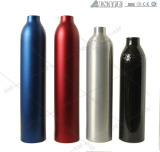 Aluminum paintball HPA tank