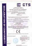 Latest CE Certificate