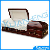 Professional Funeral Manufacturer Product Cardboard Coffin