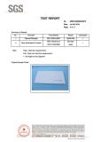 PVC Foam Board Test Report