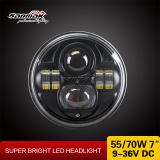 7 Inch 70W DOT Hi-Low Beam Round LED Headlight