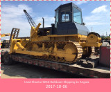 Used SHANTUI SD16 Bulldozer Shipping to Angola