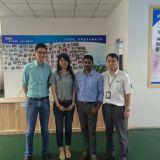 Malaysia customer visit