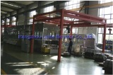 Manufacturing factory equipment (Ultrasonic cleaning line)