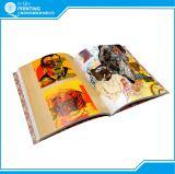 Sewing and perfect binding art book printing