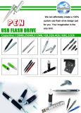 Products Catalogue-Pen USB Flash Drives