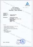 CE certificates 2/2