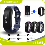 Heart Rate Monitor Pedometer Sleeping Monitor Waterproof Sport Smartwatch