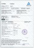 TUV certificate of RCCB