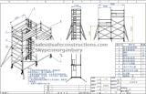aluminum scaffold draft