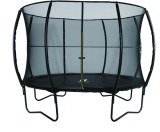 pumpkin trampoline with safety net