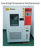 Low& High Temperature Test Quipment