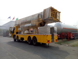 Our Bridge Inspection Vehicle (Truss type-22m) for Zambia market