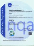 Certificates ISO/SO 16949:2009