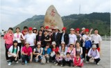 VEISE Electronic Co.,Ltd organize staff to travel to Heng Mountain during May Day holidays