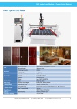 Linear Type ATC CNC Router