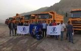 Our Shacman Dump Truck Work and Service in Zambia