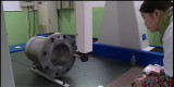 Bridge 3-axis Measuring machine imported from UK
