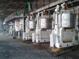200T Corn Germ Oil Press Plant