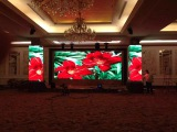HD full color led display screen indoor