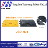Heavy Duty Plastic Speed Hump, Rubber Speed Hump, Road Speed Bump