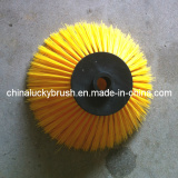 20% discount pp round brush for sanitation sweeper machine