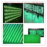 P10 Single Green Indoor LED Screen Display Panel High Brightness