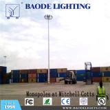 30M High Mast Lighting Pole in Chade