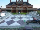 G682 Granite Balustrade & Paving Tiles