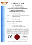 Paper folder CE certifcation