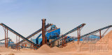 300t/h cobble sand making production line in Xingtai, Hebei