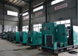 Diesel Generator In Assembling
