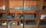 carbon graphite vanes for vacuum pumps and compressors