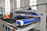 SKY system CNC turret punch press