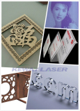 Laser Cutting or Engraving in Advertizement