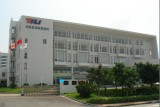 company building front sight