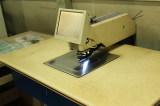 Laser locating Machine