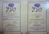 ISO-9001:2000 For Waterproof Material