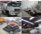 chengli concrete mixer truck work shop